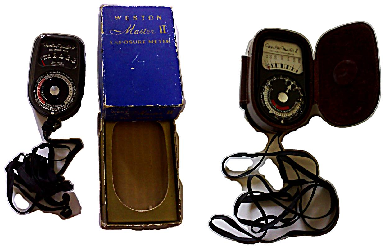 Weston Universal II, pair of meters, parts or repair